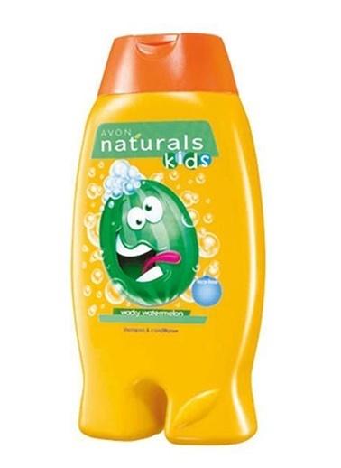Avon Karpuz Kokulu Göz Yakmayan Şampuan ve Saç Kremi 250 Ml Renksiz